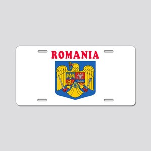 Romania Coat Of Arms Designs Aluminum License Plat